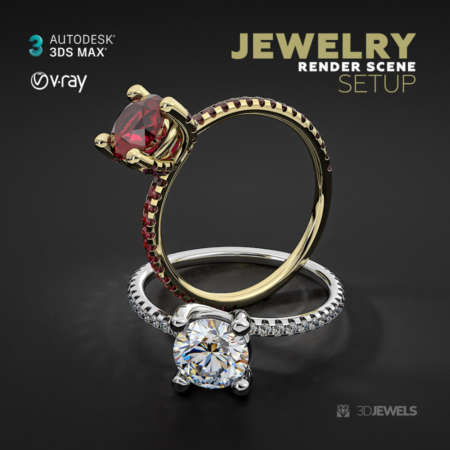 3ds-Max+V-Ray-Scene-Settings-For-Jewelry-3D-Rendering-VIEW2