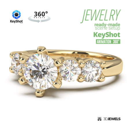 KeyShot7-jewelry-light-render-scene-setup-Image1